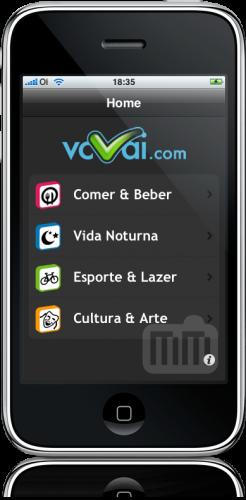 VCVAI.COM no iPhone
