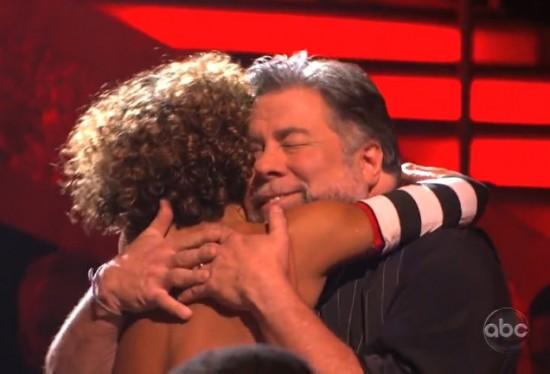 Steve Wozniak e Karina Smirnoff