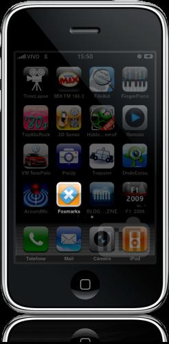 Foxmarks no iPhone