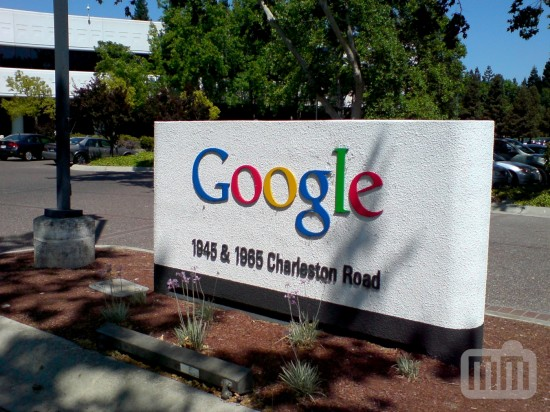 Sede do Google em Mountain View