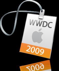 Crachá da WWDC 2009