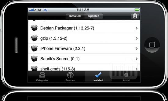 App Installer.app e Cydia