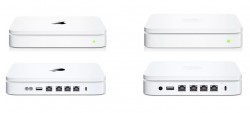 Time Capsule e AirPort Extreme