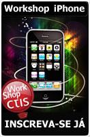 Workshop CTIS do iPhone