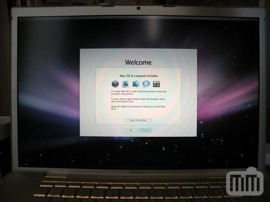 Proteção do Mac com firmware