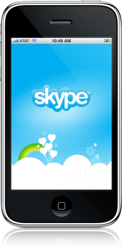 Skype no iPhone