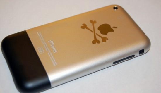 iPhone pirata