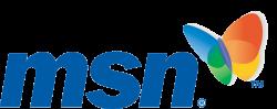 Logo da MSN