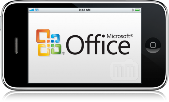 Microsoft Office no iPhone
