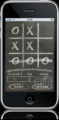 OXO, da FingerTips, no iPhone