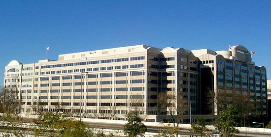 Quartel-general da FCC, em Washington (DC)