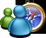 Microsoft Messenger e WebKit