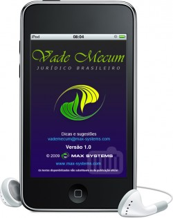 Vade Mecum no iPod touch