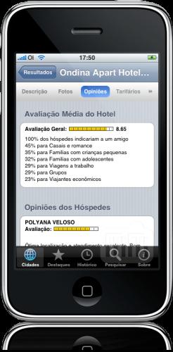 MalaPronta no iPhone