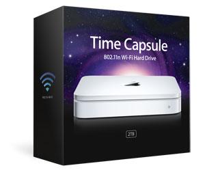 Time Capsule de 2TB