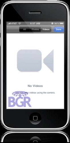 iPhone OS 3.0 Beta pelo BGR