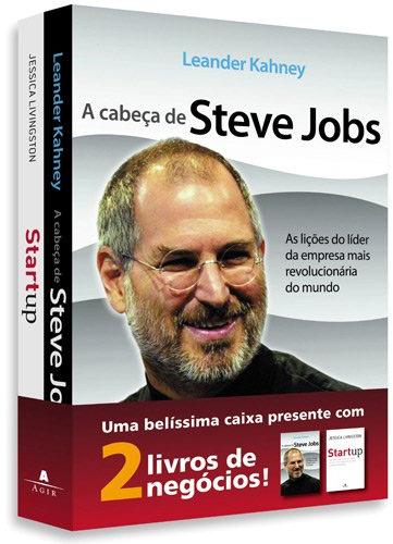 Box Steve Jobs + Start-up