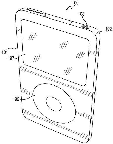 iPod unibody