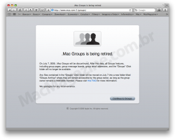 .Mac Groups