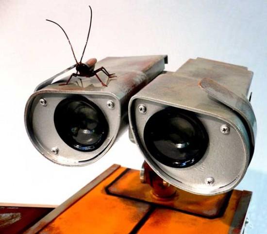 Case mod de WALL-E