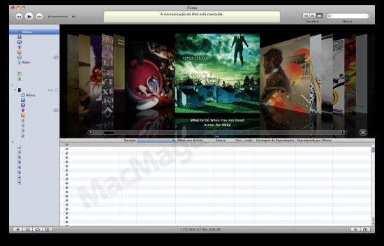 Mac FAIL no iTunes