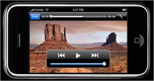 HP MediaSmart iStream app