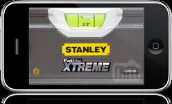 Stanley Level no iPhone