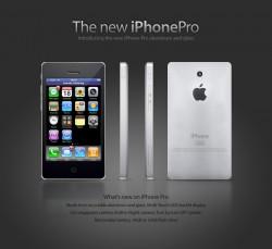 Mockup de iPhonePro