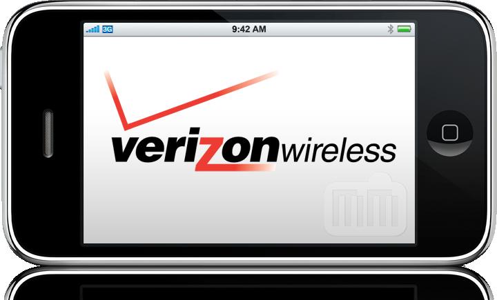 iPhone 3GS na Verizon