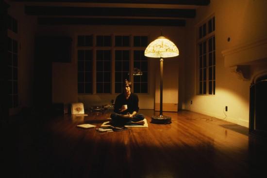 Steve Jobs em sua casa, 1982