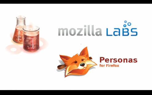Mozilla Labs - Personas