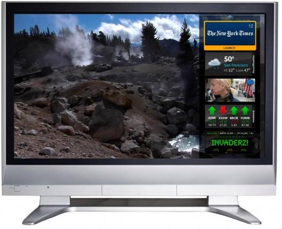 Adobe Flash TV Platform