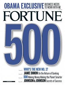 Fortune 500 2009