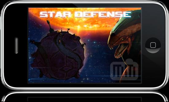 Star Defense no iPhone