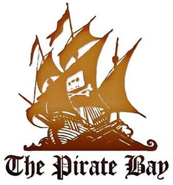 Logo do The Pirate Bay
