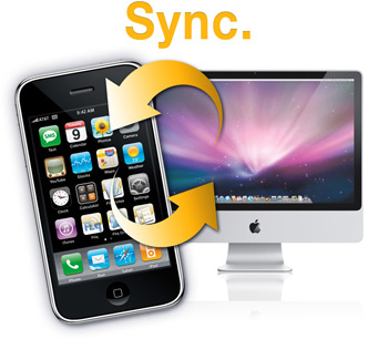 Missing Sync for iPhone