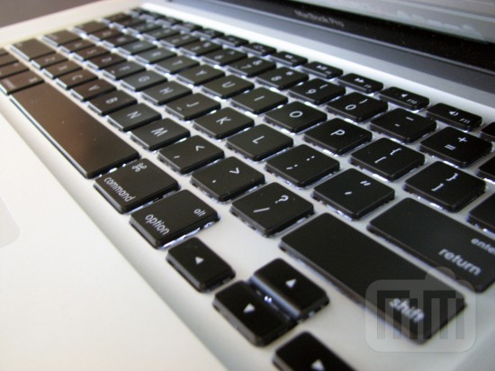 Review do MacBook Pro unibody de 15 polegadas