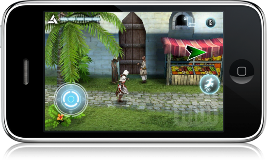 Assassin's Creed no iPhone