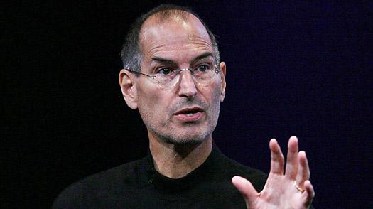 Steve Jobs falando