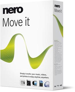 Caixa do Nero Move It
