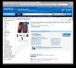 Nokia no Submarino.com.br