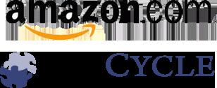 Logos da Amazon.com e da Lexcycle
