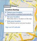 Latitude, LBS do Google