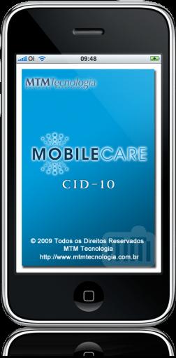 Pesquisa CID no iPhone