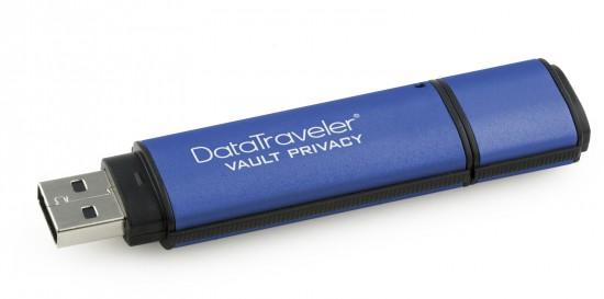 Kingston DataTraveler Vault - Privacy Edition