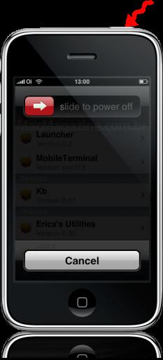 Problemas no iPhone