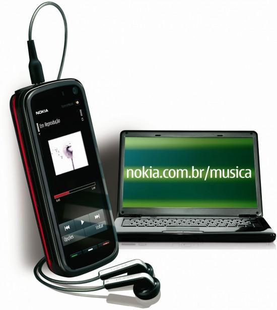 Nokia Brasil Música