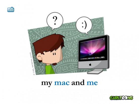 Wallpaper da My Mac And Me