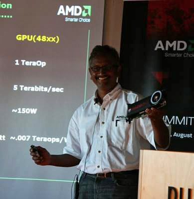Raja Koduri, da AMD