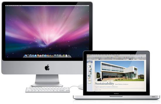 iMac e MacBook